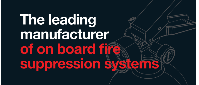 Leading Manufacturer of Motorsport Fire Systems